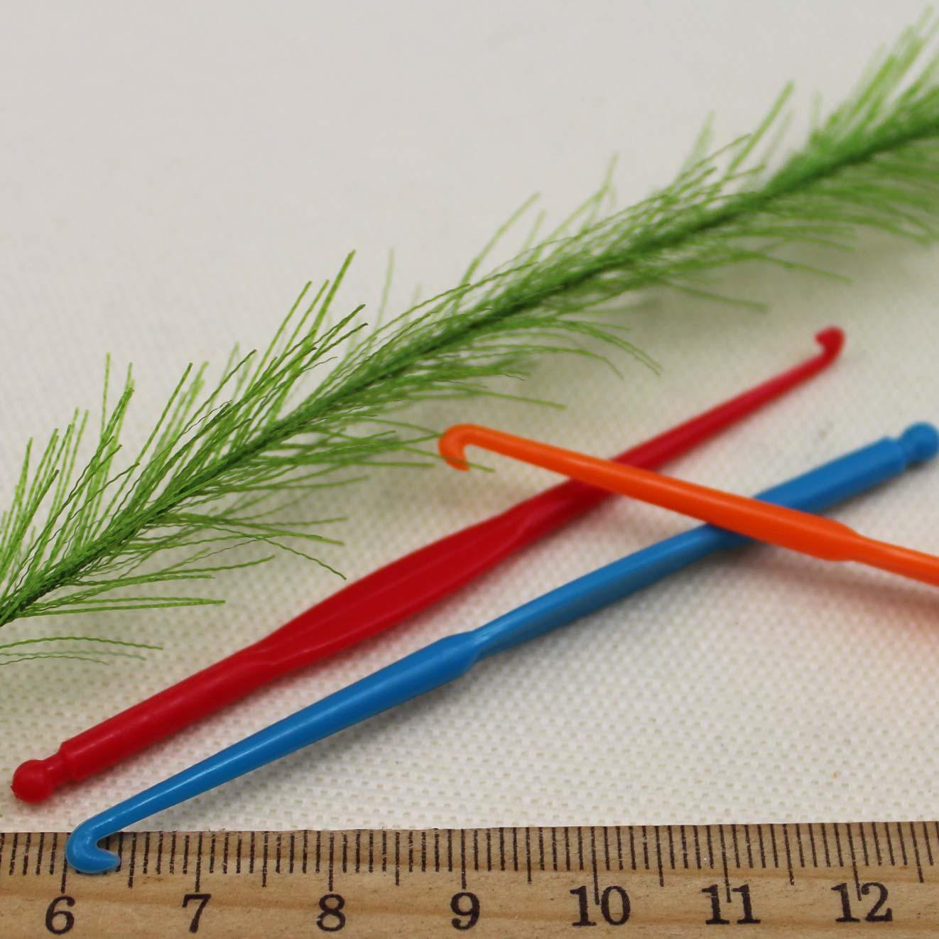 Крючки для плетения из резинок фото
